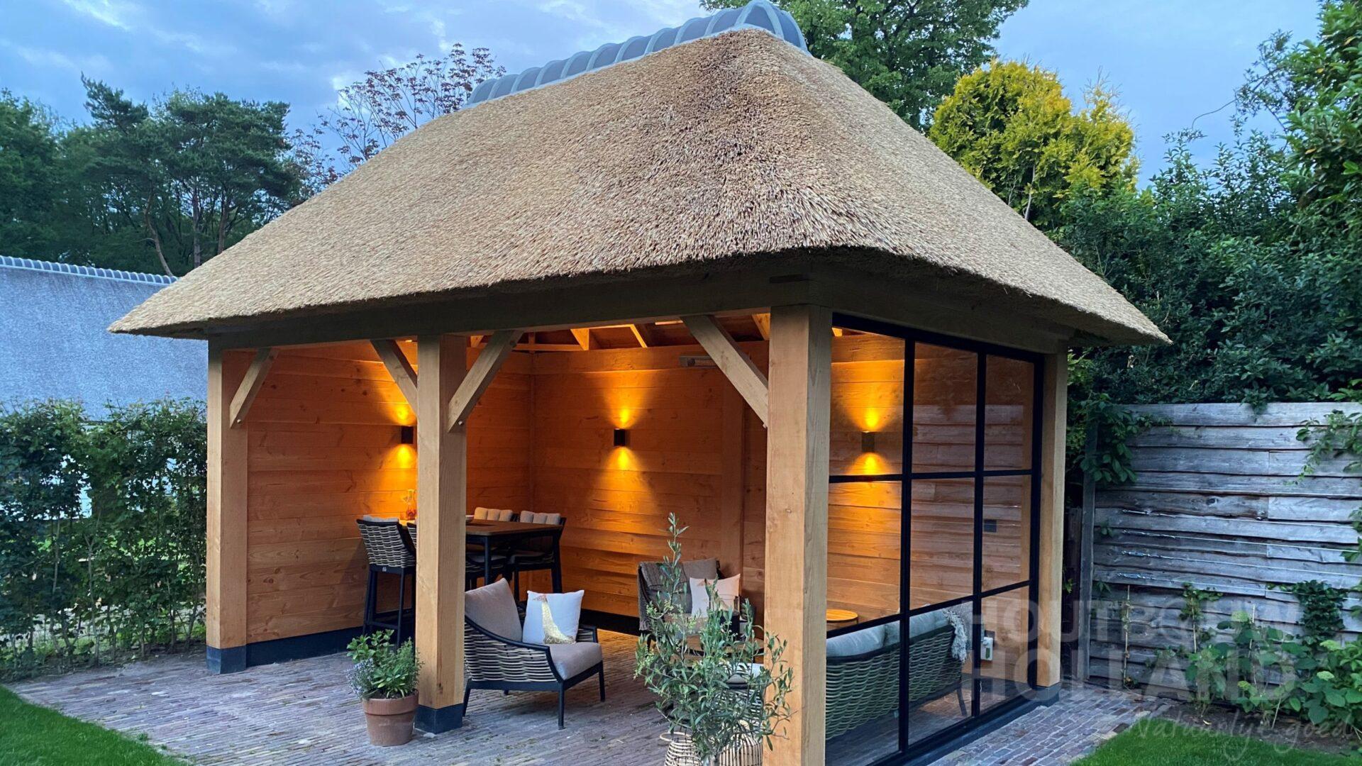 Stolpschuur 1 (Poolhouse)