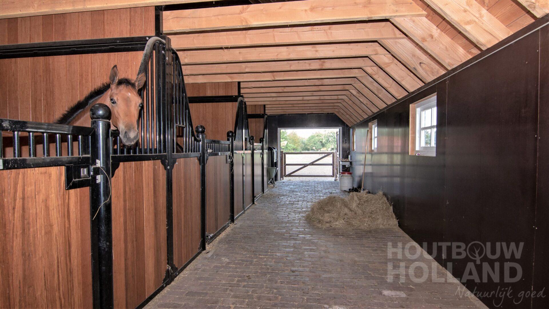 Kapschuur 3 (paardenstallen)